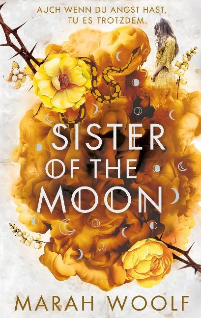 Sister of the Moon - Marah Woolf