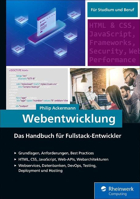 Webentwicklung - Philip Ackermann