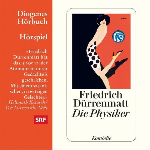 Die Physiker - Friedrich Dürrenmatt