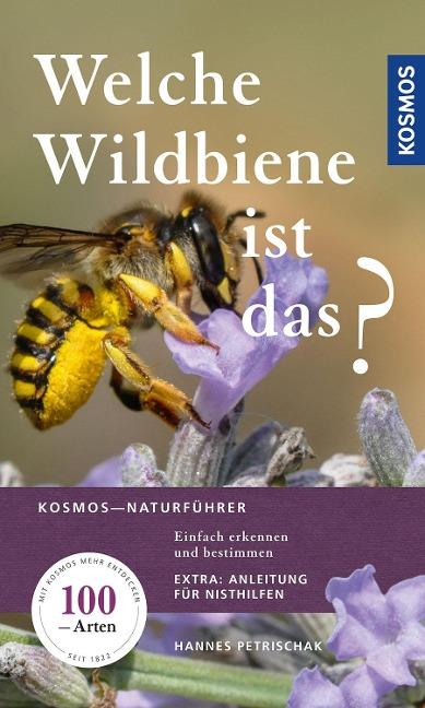Welche Wildbiene ist das? - Hannes Petrischak