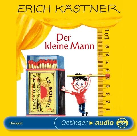 Der kleine Mann - Erich Kästner
