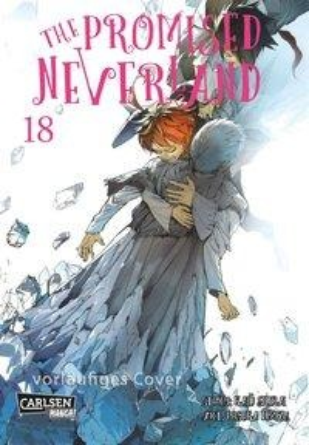 The Promised Neverland 18 - Kaiu Shirai, Posuka Demizu