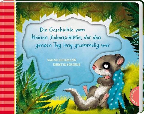 Der kleine Siebenschläfer 4: Die Geschichte vom kleinen Siebenschläfer, der den ganzen Tag lang grummelig war - Sabine Bohlmann