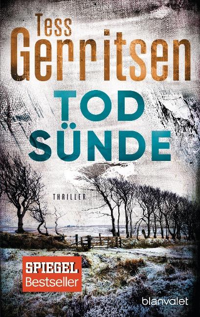Todsünde - Tess Gerritsen