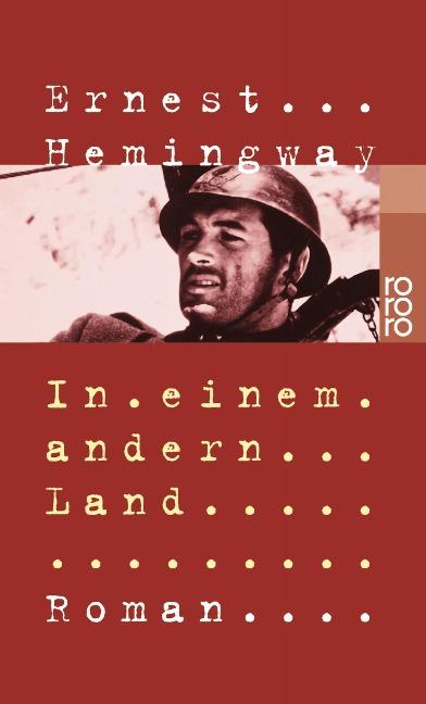 In einem andern Land - Ernest Hemingway