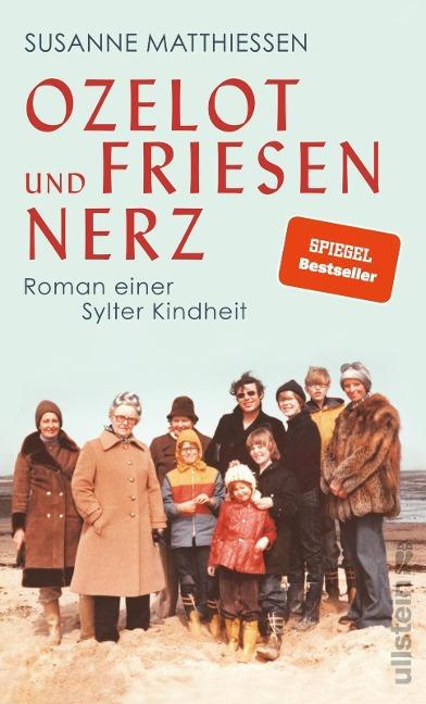 Ozelot und Friesennerz - Susanne Matthiessen