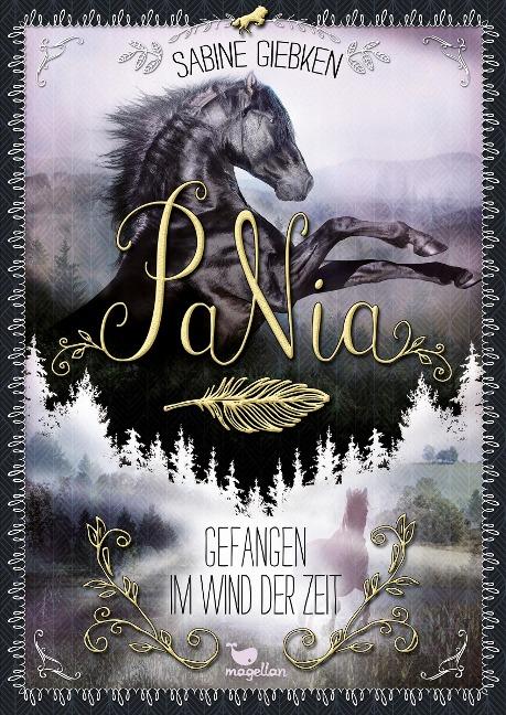 PaNia - Gefangen im Wind der Zeit - Sabine Giebken
