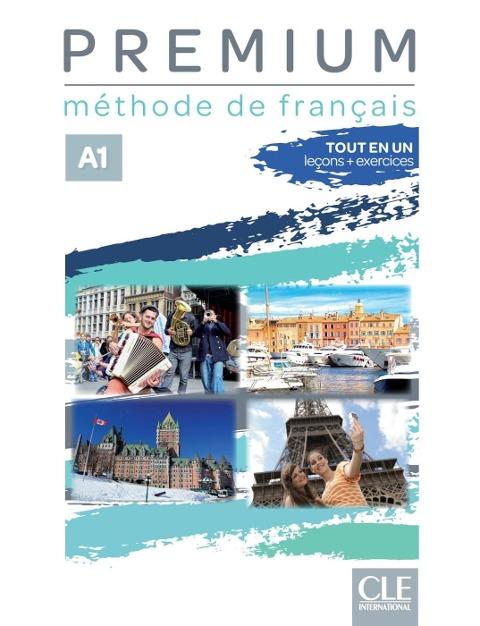 Premium A1, Méthode de français -