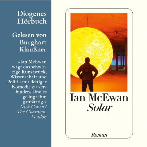 Solar - Ian McEwan