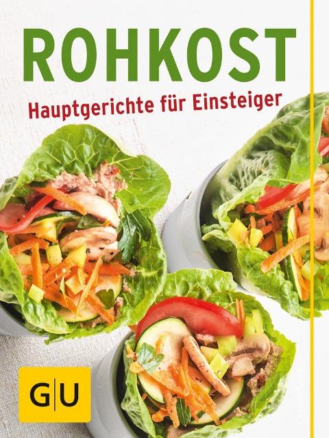 Rohkost - Hauptgerichte für Einsteiger - Chantal Sandjon