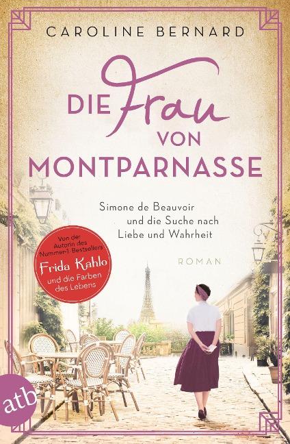 Die Frau von Montparnasse - Caroline Bernard