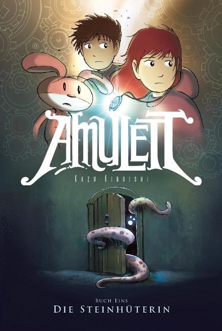 Amulett #1 - Kazu Kibuishi