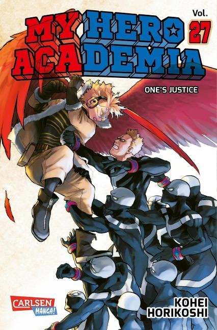 My Hero Academia 27 - Kohei Horikoshi