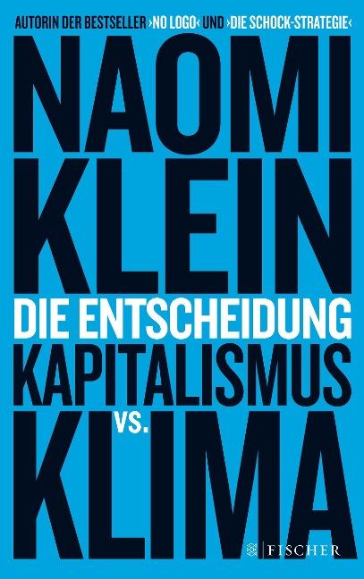 Die Entscheidung - Naomi Klein