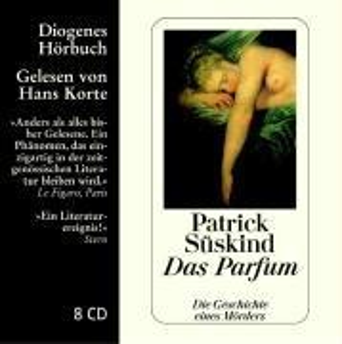 Das Parfum. 8 CDs - Patrick Süskind
