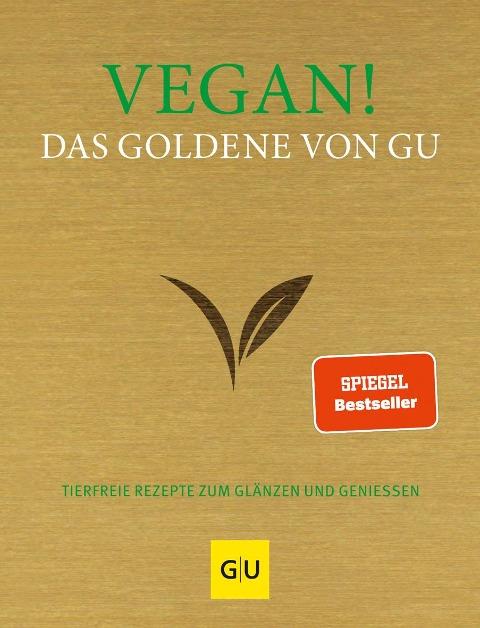 Vegan! Das Goldene von GU -