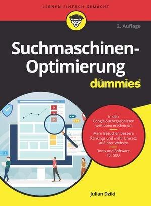 Suchmaschinen-Optimierung für Dummies - Julian Dziki