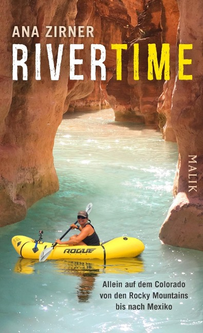 Rivertime - Ana Zirner