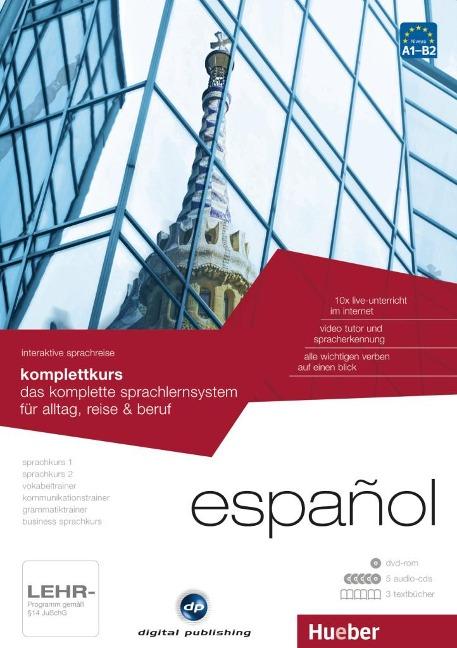 interaktive sprachreise komplettkurs español -