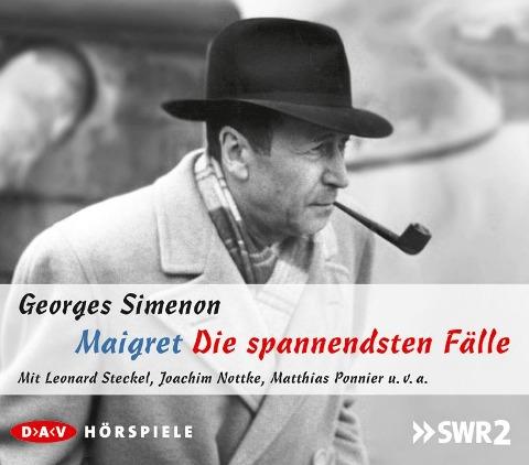 Maigret - Die spannendsten Fälle - Georges Simenon