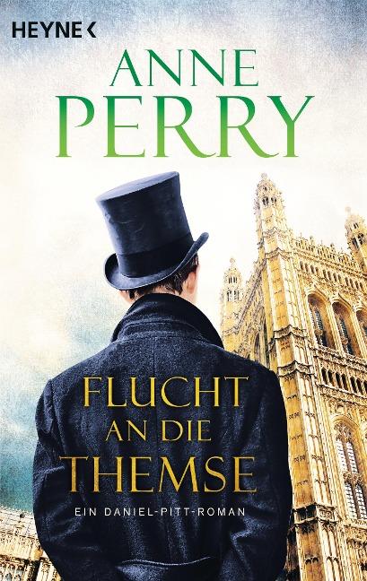 Flucht an die Themse - Anne Perry