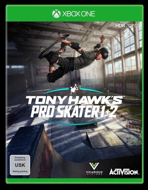 Tony Hawk's Pro Skater 1+2 (XBox One) -