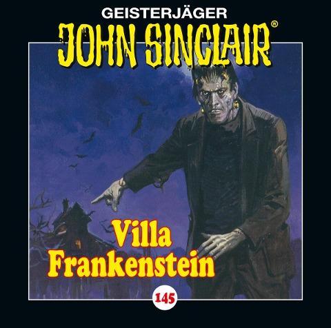 John Sinclair - Folge 145 Villa Frankenstein - Jason Dark