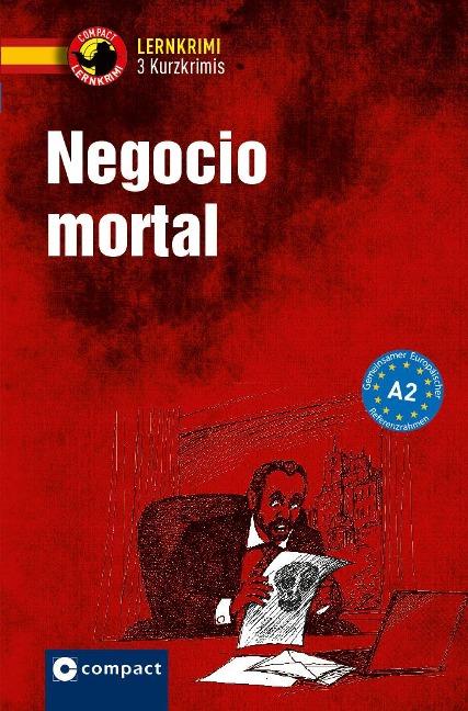 Negocio mortal - Julia Jankowski, Mario Martín, María García García Fernández