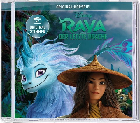 Disney: Raya und der letzte Drache -