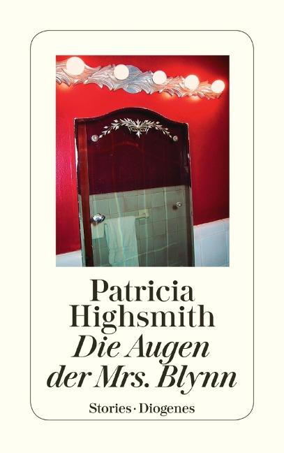 Die Augen der Mrs. Blynn - Patricia Highsmith