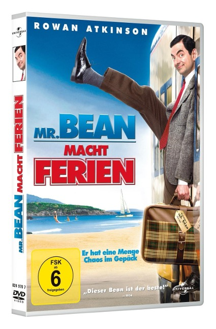 Mr. Bean macht Ferien -