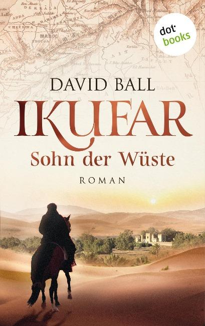 Ikufar - Sohn der Wüste - David Ball