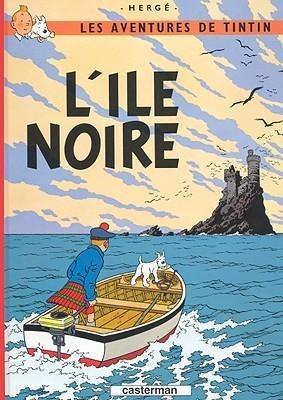 Les Aventures de Tintin 07. L'ile Noire - Herge