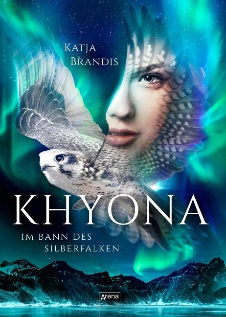 Khyona (1). Im Bann des Silberfalken - Katja Brandis