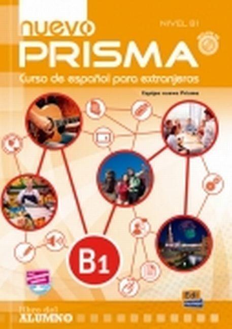 nuevo Prisma B1 - Libro del alumno + CD -