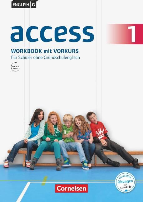 English G Access 01: 5. Schuljahr. Für Schüler ohne Grundschulenglisch - Jennifer Seidl