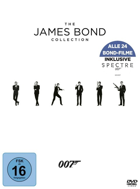 The James Bond Collection -