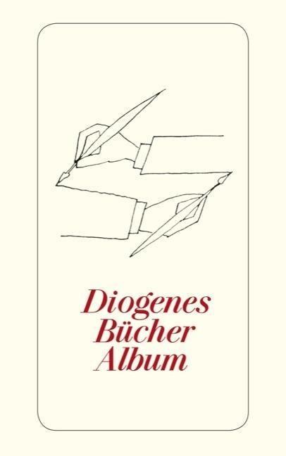 Diogenes Bücher Album -