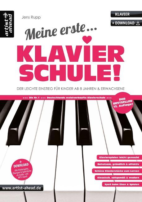 Meine erste Klavierschule! - Jens Rupp