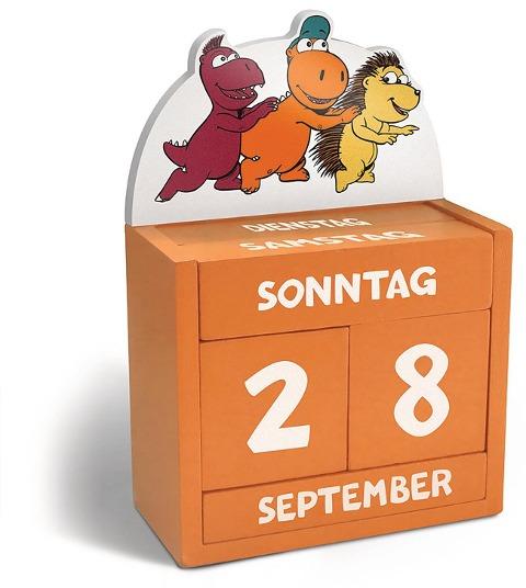 Der kleine Drache Kokosnuss - Dauerkalender -
