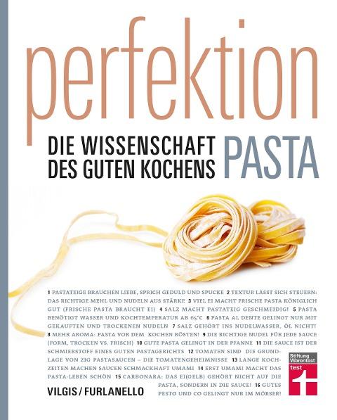 Perfektion Pasta - Thomas Vilgis, Mario Furlanello