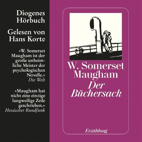 Der Büchersack - W. Somerset Maugham