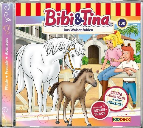 Bibi & Tina 100: Das Waisen-Fohlen -