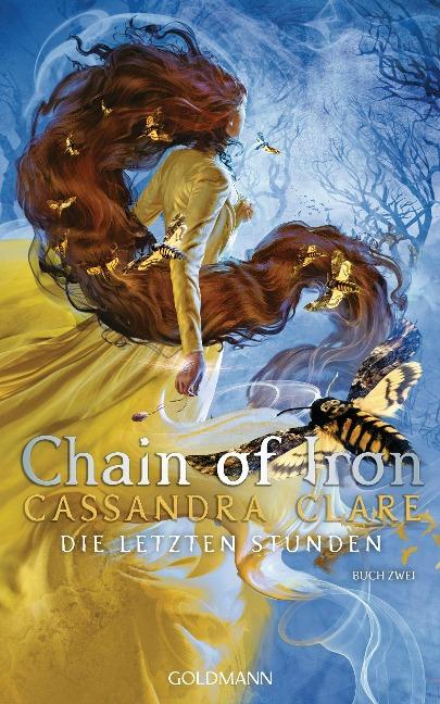 Chain of Iron - Cassandra Clare