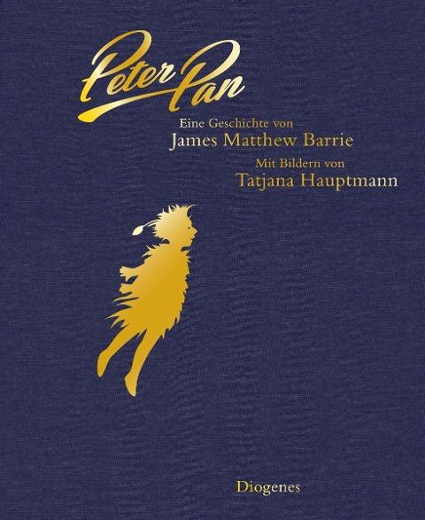 Peter Pan - Tatjana Hauptmann, James Matthew Barrie