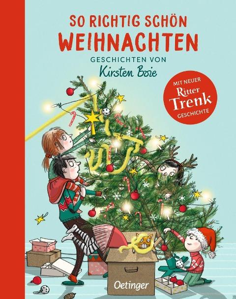 So richtig schön Weihnachten - Kirsten Boie