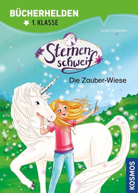 Sternenschweif, Bücherhelden 1. Klasse, Die Zauber-Wiese