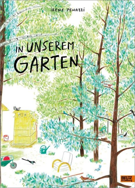 In unserem Garten - Irene Penazzi