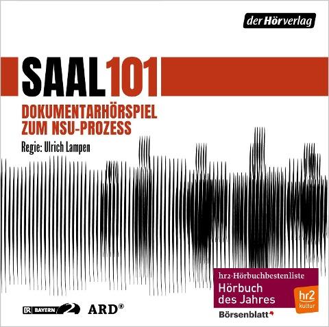 Saal 101 - Jakob Diehl, Sven Pollkötter