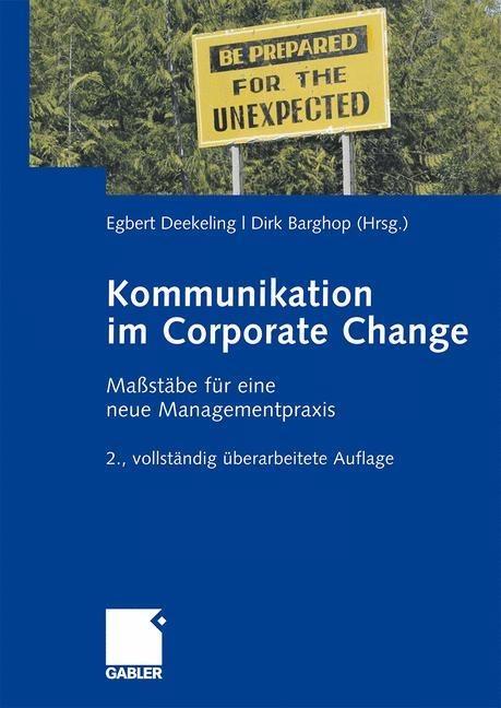 Kommunikation im Corporate Change -